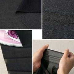 소잉데일리] 실크,아사 스판,투명 자켓,코트,모직심지/롤심지