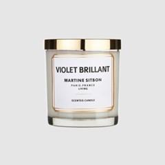 [마틴싯봉리빙] CANDLE_Violet Brillant (85ZC10431)