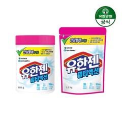 [유한양행]유한젠 멀티액션 표백제 900g+1.5kg_(1990422)