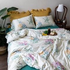 프시케플로럴 Q 봄이불 호텔침구 침대이불세트