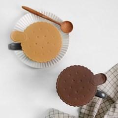 스위트 원터치 쿠키 머그커버 4color 컵뚜껑 머그잔덮개