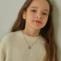 cherish heart necklace