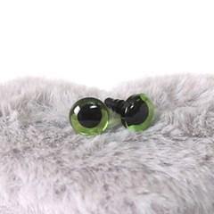 [펠트친구]그린크리스탈인형눈(6개)[1522]