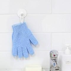 일본생산 각질제거 저자극 샤워 클렌징 목욕장갑 2EA_(1009616)