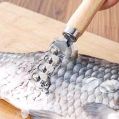기본형 생선 비늘 제거기1개