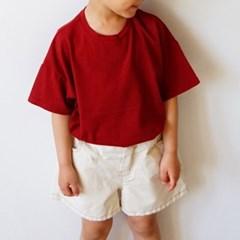 스롭 아동 티셔츠