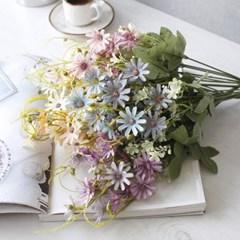 봄빛 데이지 조화 (5color)_(1584302)