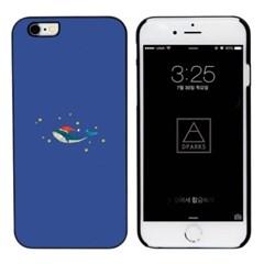 파란물꼬기 흰수염고래 BLACK CASE_(1170230)