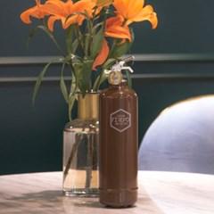 피레보(FIREVO) 디자인 소화기 엔틱브라운 컬러