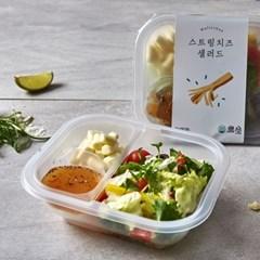 홀리셔스 몸매관리 토핑 리코타 치즈 샐러드 5팩