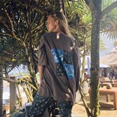 [Matt And Mel x M.Nii] Handcrafted Aloha Pants_Woman