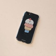 Ice cream 젤리케이스