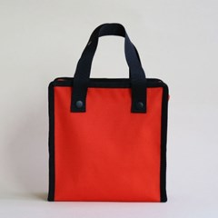 LUNCH BAG - S (RED ORANGE)