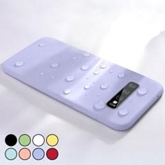 아이폰11 프로 XR XS X 맥스 8 7 6 플러스 매트 실리콘 케이스 P096