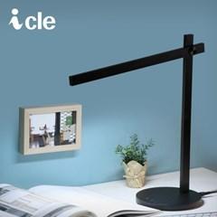 학습용 LED 스탠드 시력보호 3단계 색온도조절 ICLE- 25111