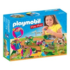 플레이모빌 플레이맵 - 조랑말(9331)