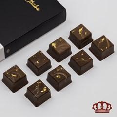 [카카오바바]블랙마블 마카다미아 초콜렛
