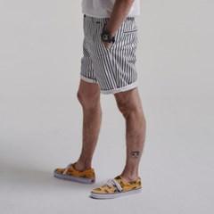 STRIPE shorts_BLUE