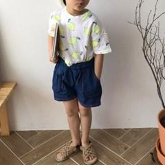 상콤레몬 아동 티셔츠