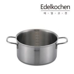 [에델코첸] 통삼중 IH 스테인리스 데일리 3종세트