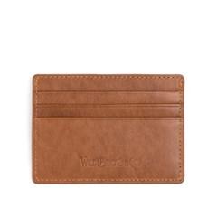 WB CARD CASE (brown)