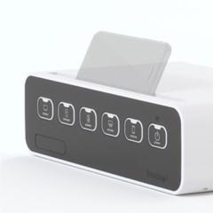 에이블루 박스탭 거치일반형 전선정리 멀티탭 (AB500S)_(1613380)
