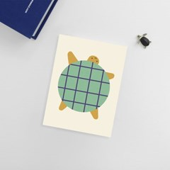 Nature's friends Notebook_Turtle