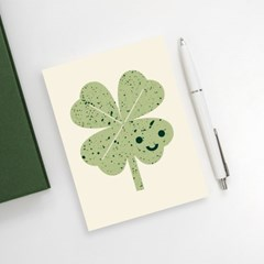 Nature's friends Notebook_Clover
