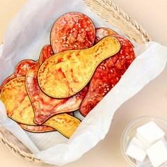 남치니 바베큐 치킨거울