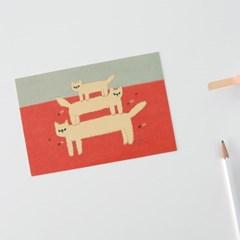 ANF 일러스트 엽서 - 밀림