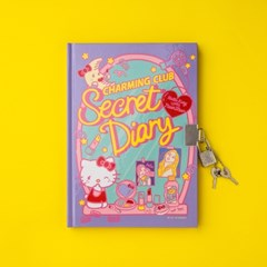 [헬로키티] HELLO KITTY CHARMING CLUB Secret Diary