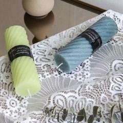 포홈 트위스트 향초 캔들 중 (2color)_(1622693)