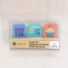Celebrate stamp set