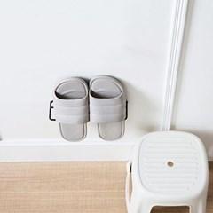 아파트32(APT32) 매직 슬리퍼걸이/ 욕실화 실내화 거치대