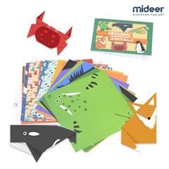 [MIDEER] 미디어 첫걸음 종이접기 60장 동물
