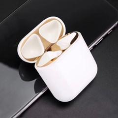 엘바 18K 금도금 에어팟 철가루방지 스티커