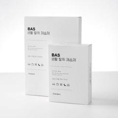 배드에어솔루션 BAS 생활 탈취 제습제 컴팩트형 4개