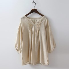 Cotton Embroidery Blouse