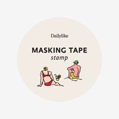 Masking tape : stamp - 22 Vacation