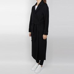 18FW S 막스마라 알제리 코트 (블랙) ALGERI BLACK