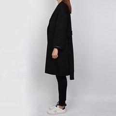 18FW S 막스마라 아로나 코트 (블랙) ARONA BLACK