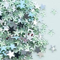 (몽스쿨) DS0049-8 별 큐빅 초록 1cm(200P)_(1581393)