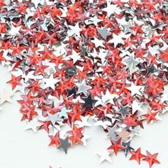 (몽스쿨) DS0049-7 별 큐빅 빨강 1cm(200P)_(1581392)