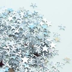 (몽스쿨) DS0049-4 별 큐빅 투명색 1cm(200P)_(1581389)