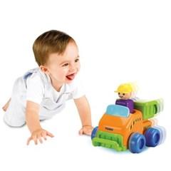토미투미 학습놀이 작동 트럭 장난감_(1583760)