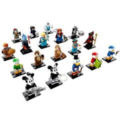 [레고 미피] 71024 미니피규어 디즈니 시리즈2 (랜덤) 60개