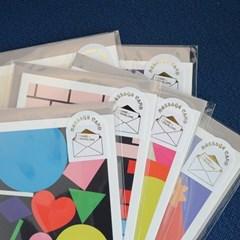 Message card - 01-09 시리즈 (메세지카드 9종)