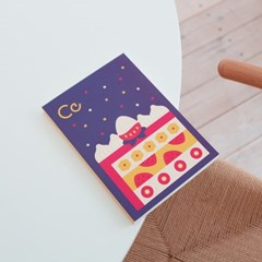 Flashcard Concept Book [C] 무지노트(B6)