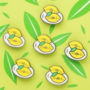 [PLAY 월간배지] 6월의 THING. 레몬