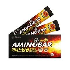 [행복담은식탁] 아미노산 에너지바 아미노양갱 1박스 5개입